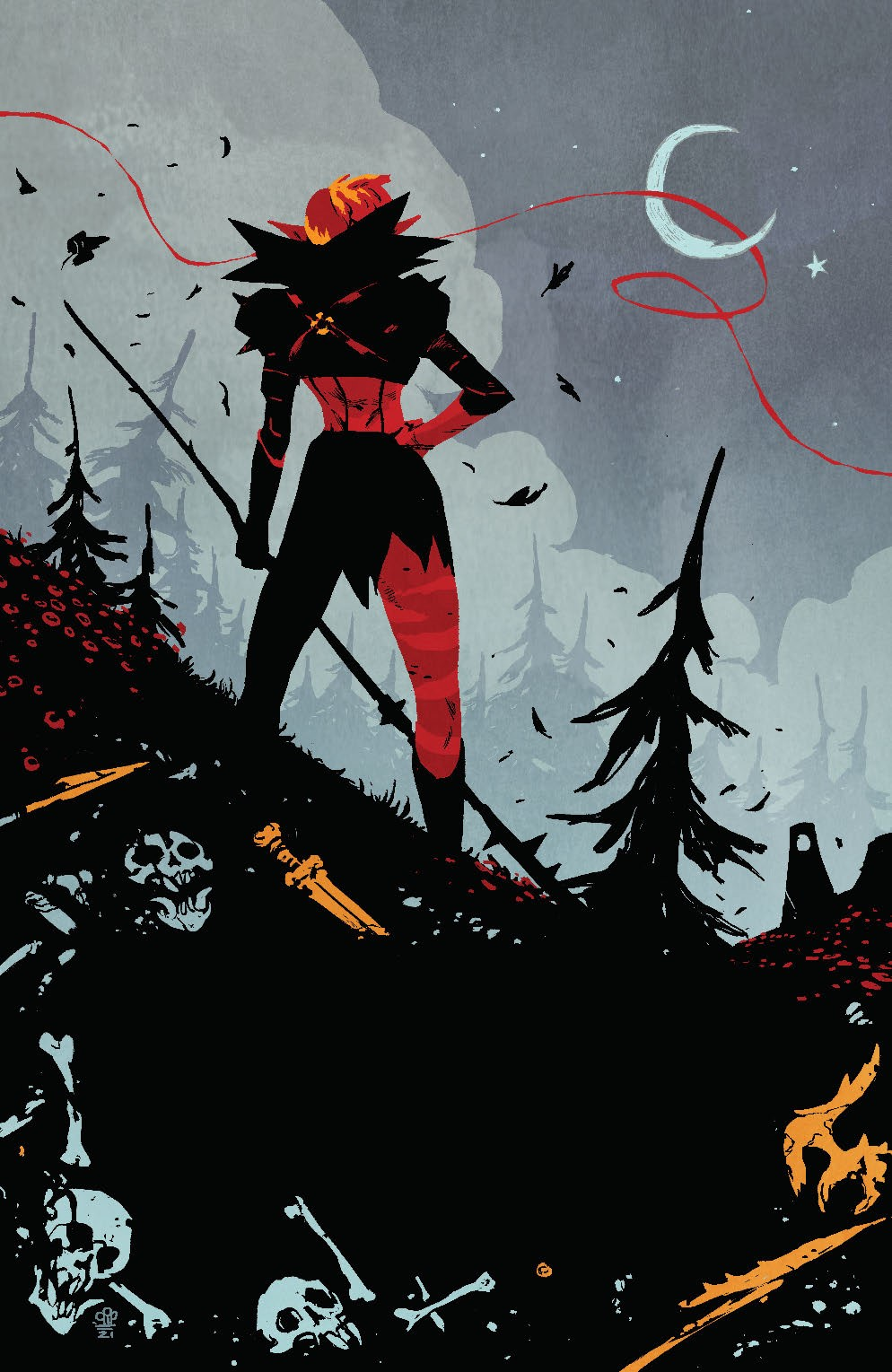 Wynd_010_Cover_D_Unlockable ComicList Previews: WYND #10