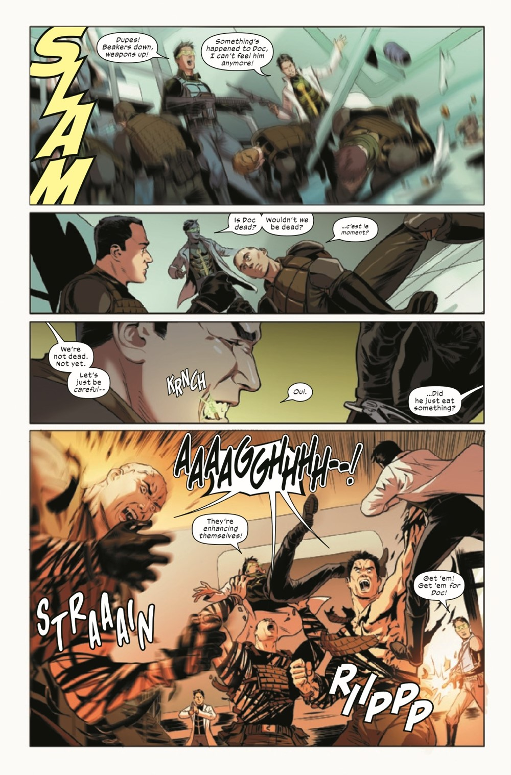 XCORP2021005_Preview-3 ComicList Previews: X-CORP #5