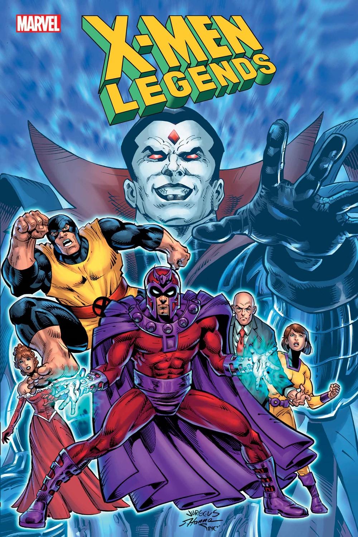 XMLEGENDS2021010-1 Marvel Comics December 2021 Solicitations