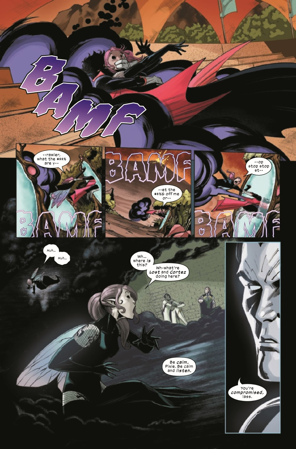XMNONREVEL2021001_Preview-3 ComicList Previews: X-MEN THE ONSLAUGHT REVELATION #1