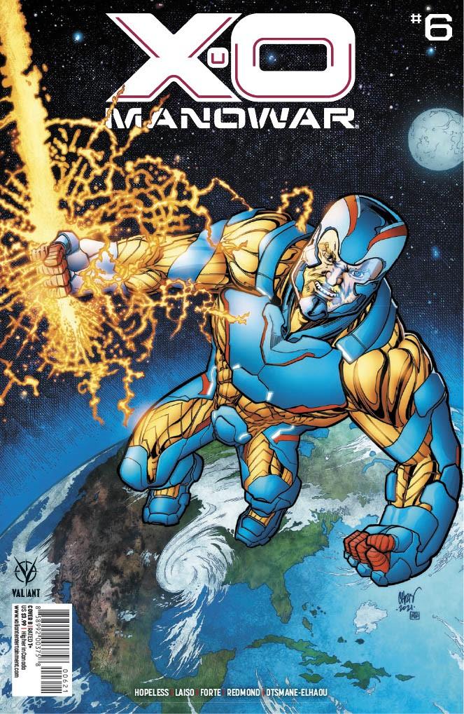 XO-Manowar-2020-06_CVR_B ComicList: Valiant Entertainment New Releases for 09/22/2021