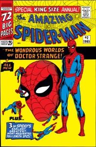 asm-annual-2-197x300 A Strange History: Dr. Strange and Spider-Man Comic Team-Ups