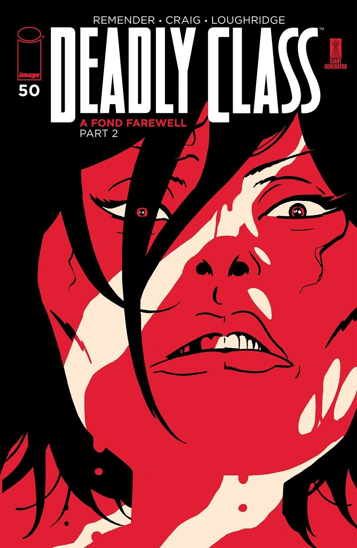 deadlyclass50_covera_dia Image Comics December 2021 Solicitations