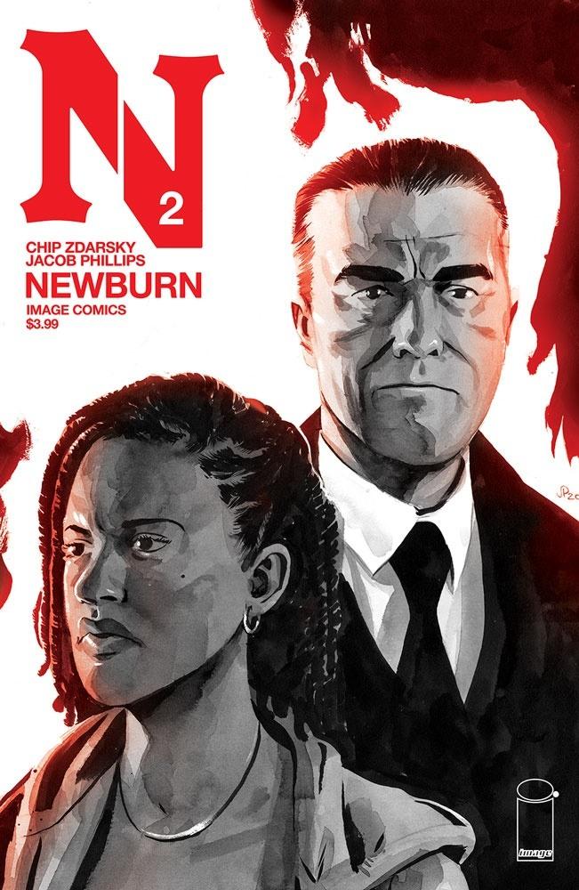 newburn2 Image Comics December 2021 Solicitations