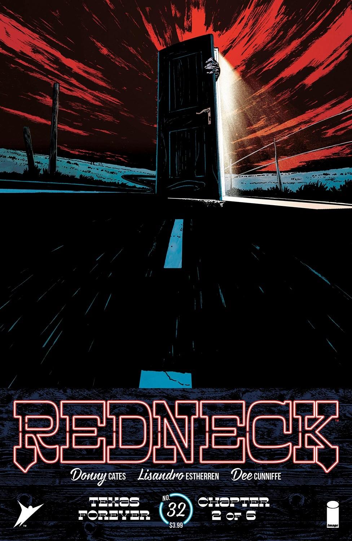 redneck32_cover_dia Image Comics December 2021 Solicitations
