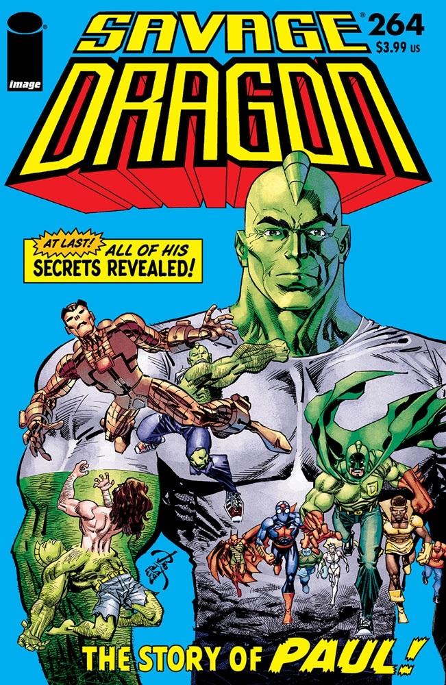 savagedragon264a Image Comics December 2021 Solicitations