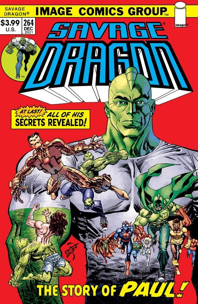 savagedragon264b Image Comics December 2021 Solicitations