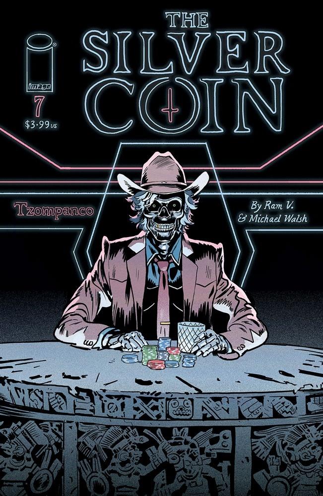 silvercoin07a Image Comics December 2021 Solicitations
