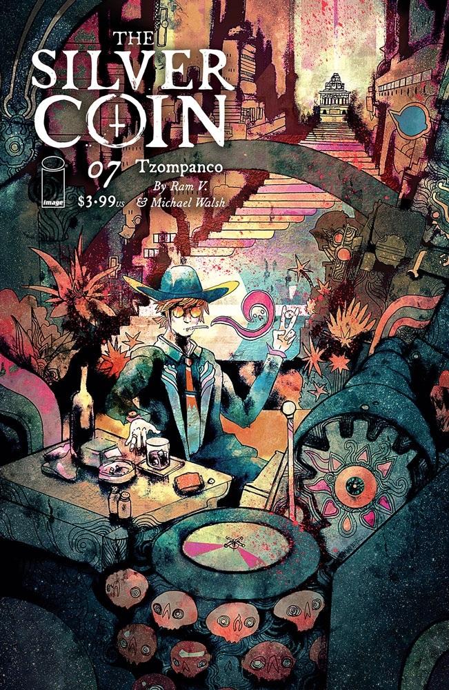 silvercoin07b Image Comics December 2021 Solicitations