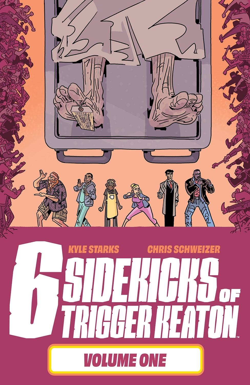 sixsidekicksv1_cover_dia Image Comics December 2021 Solicitations