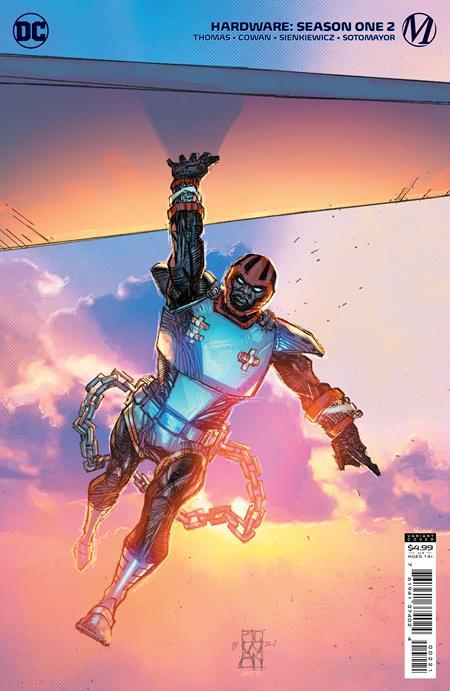 0721DC091 ComicList: DC Comics New Releases for 10/13/2021