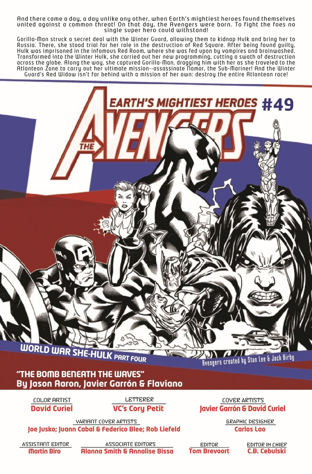 AVEN2018049_Preview-2 ComicList Previews: AVENGERS #49