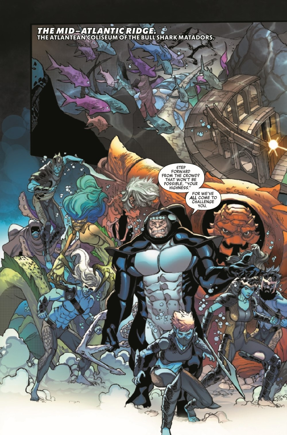 AVEN2018049_Preview-3 ComicList Previews: AVENGERS #49