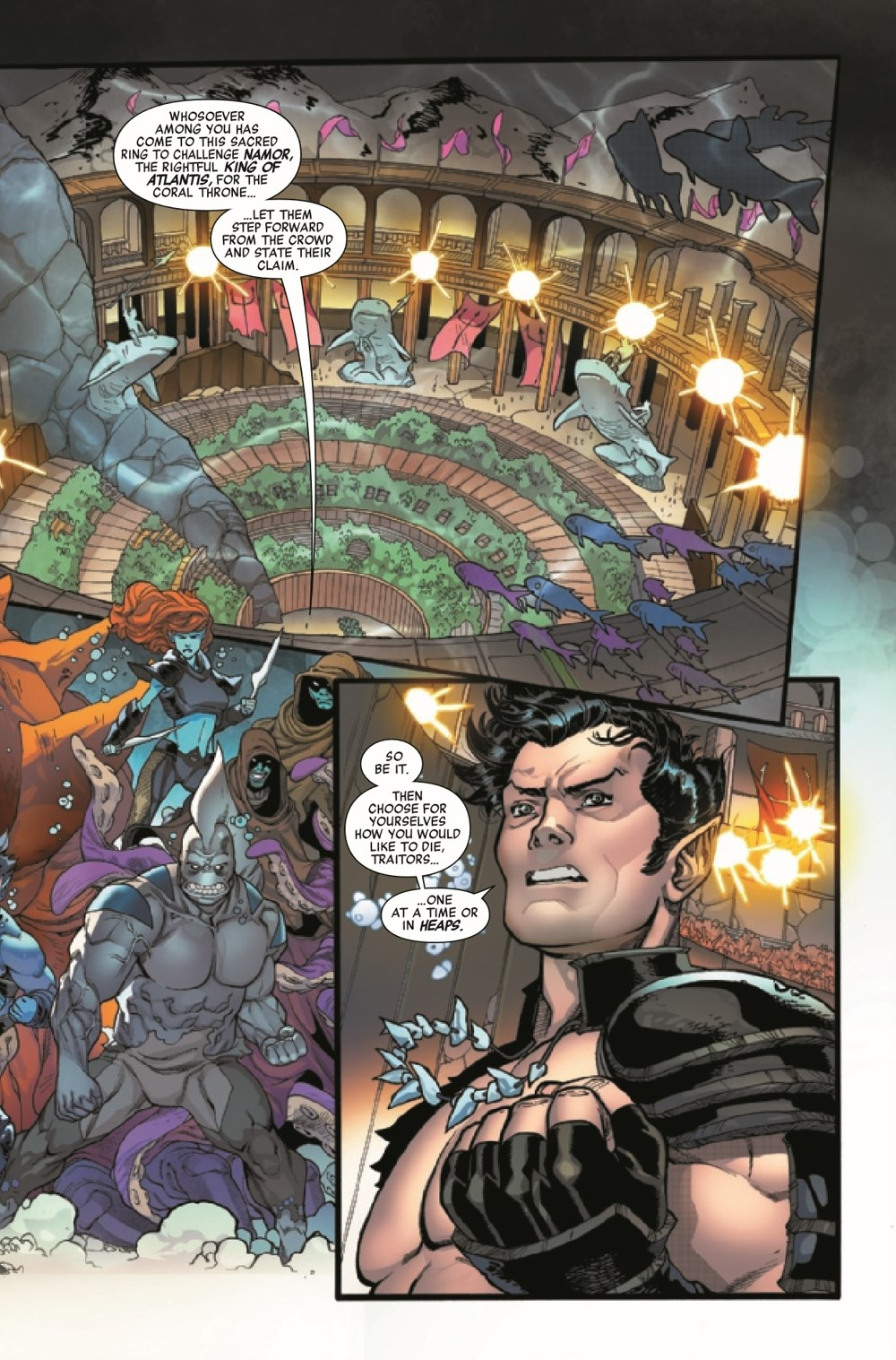 AVEN2018049_Preview-4 ComicList Previews: AVENGERS #49