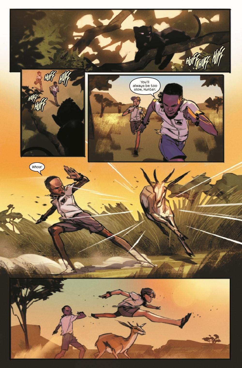 BLAPLEG2021001_Preview-3 ComicList Previews: BLACK PANTHER LEGENDS #1 (OF 4)