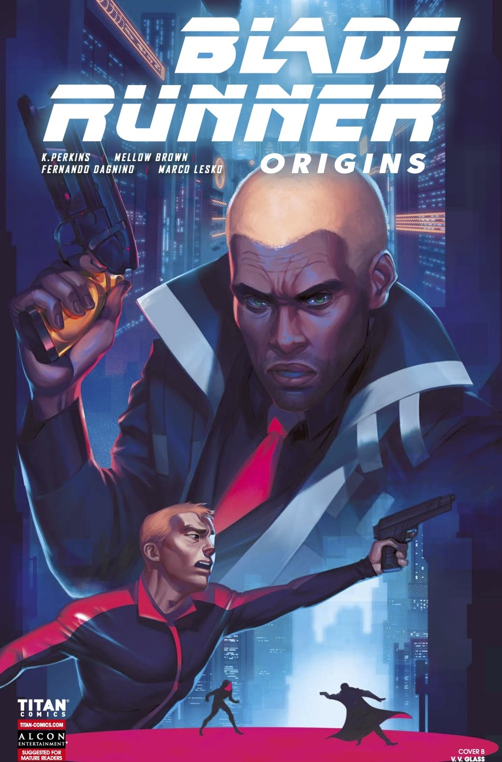 Blade-Runner-Origins-7-Cover-B ComicList: Titan Comics New Releases for 10/13/2021