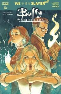Buffy_030_Cover_A_Main-195x300 ComicList Previews: BUFFY THE VAMPIRE SLAYER #30