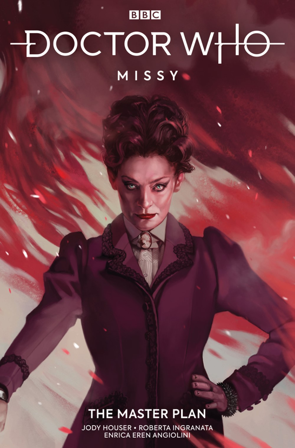 DOCTOR-WHO-MISSY-COVER ComicList: Titan Comics New Releases for 10/13/2021