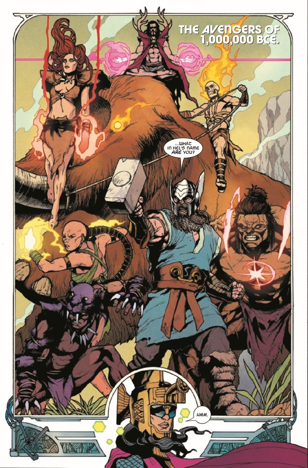 ETRNLSCELESTIA2021001_Preview-6 ComicList Previews: ETERNALS CELESTIA #1