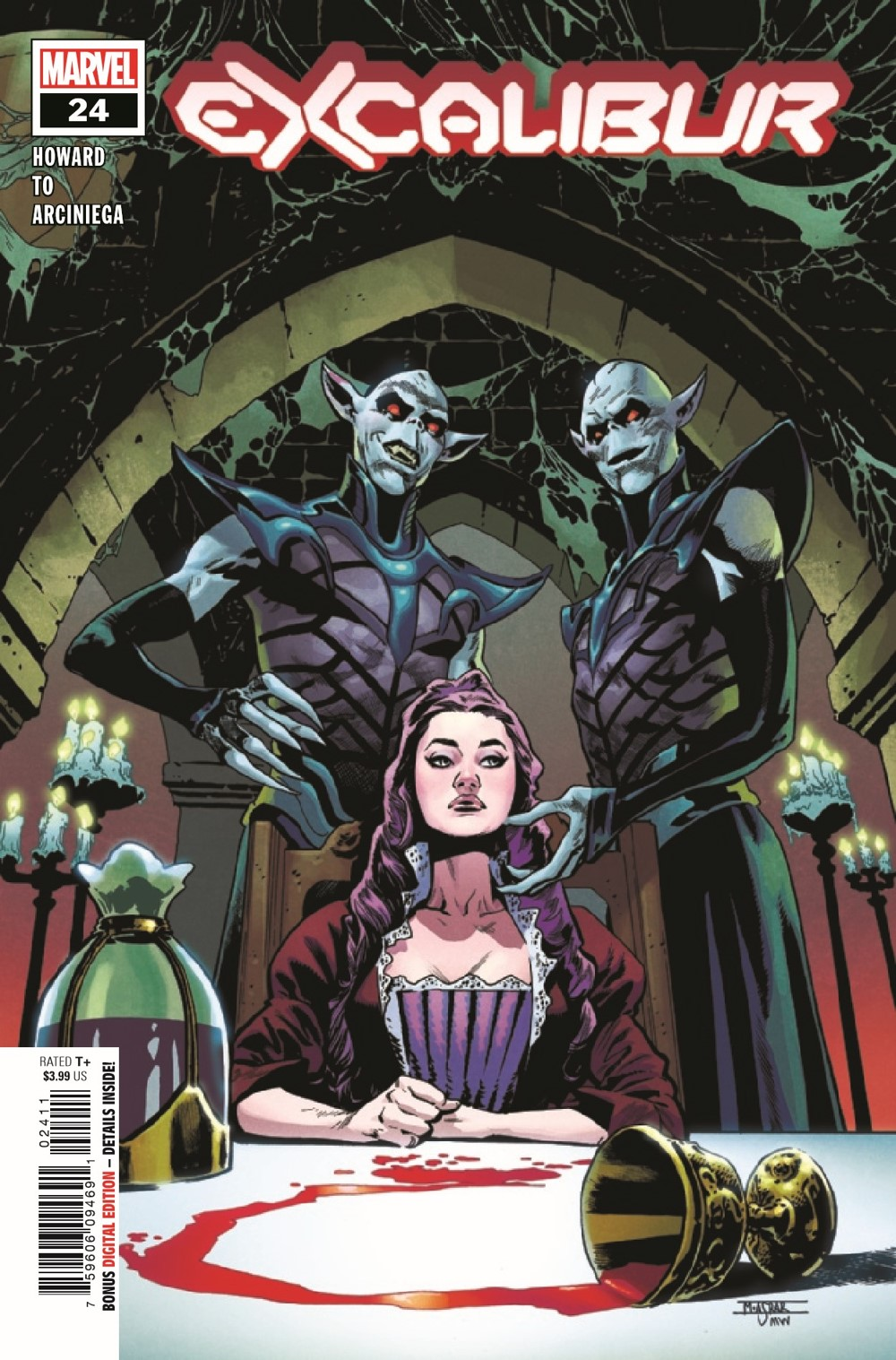 EXCAL2019024_Preview-1 ComicList Previews: EXCALIBUR #24