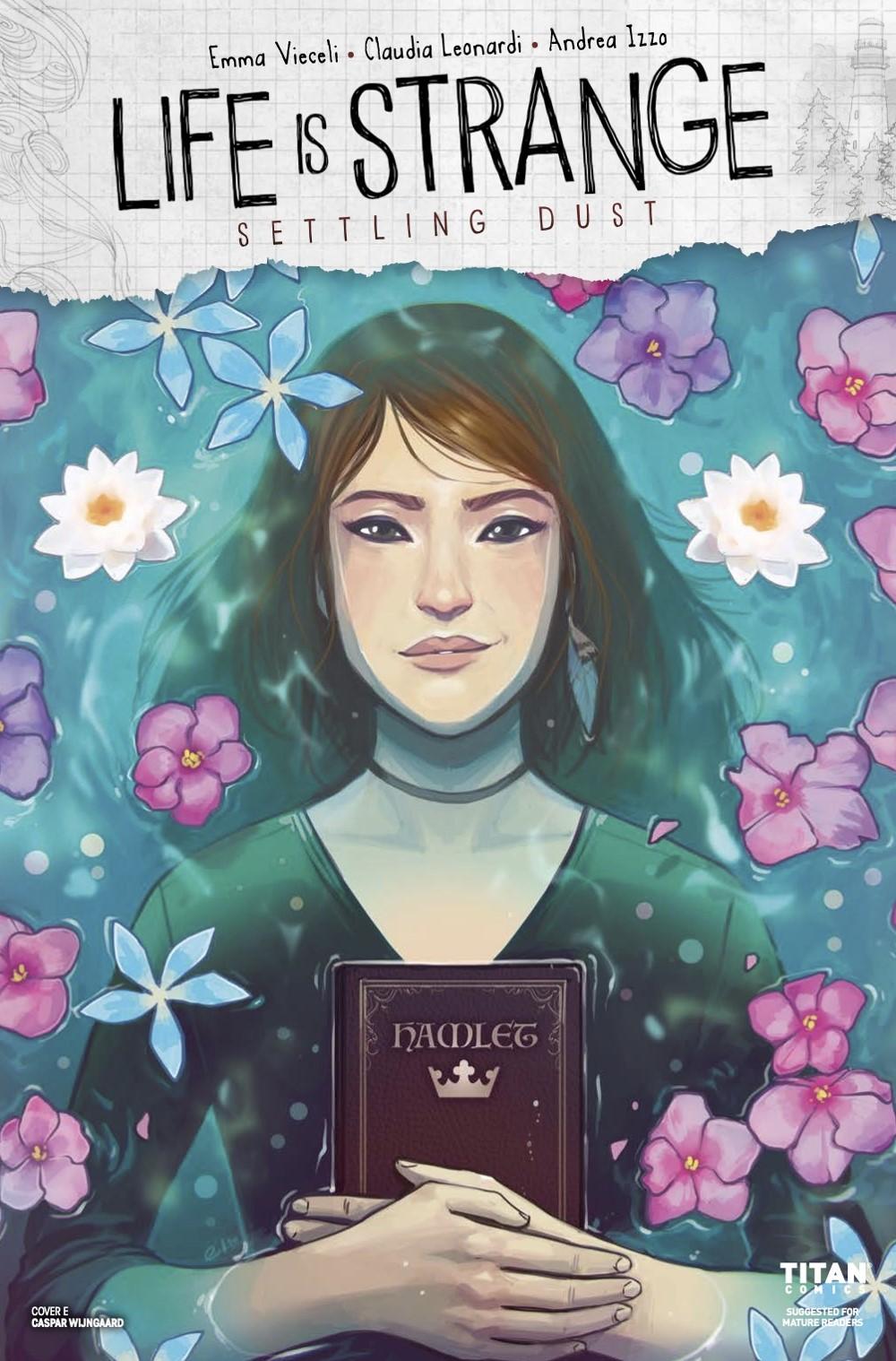 LIS-Settling-Dust-Cover-E ComicList: Titan Comics New Releases for 10/13/2021