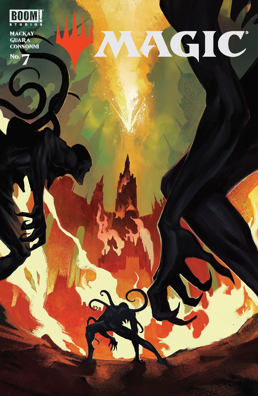 Magic_007_Cover_A_Main ComicList: BOOM! Studios New Releases for 10/06/2021