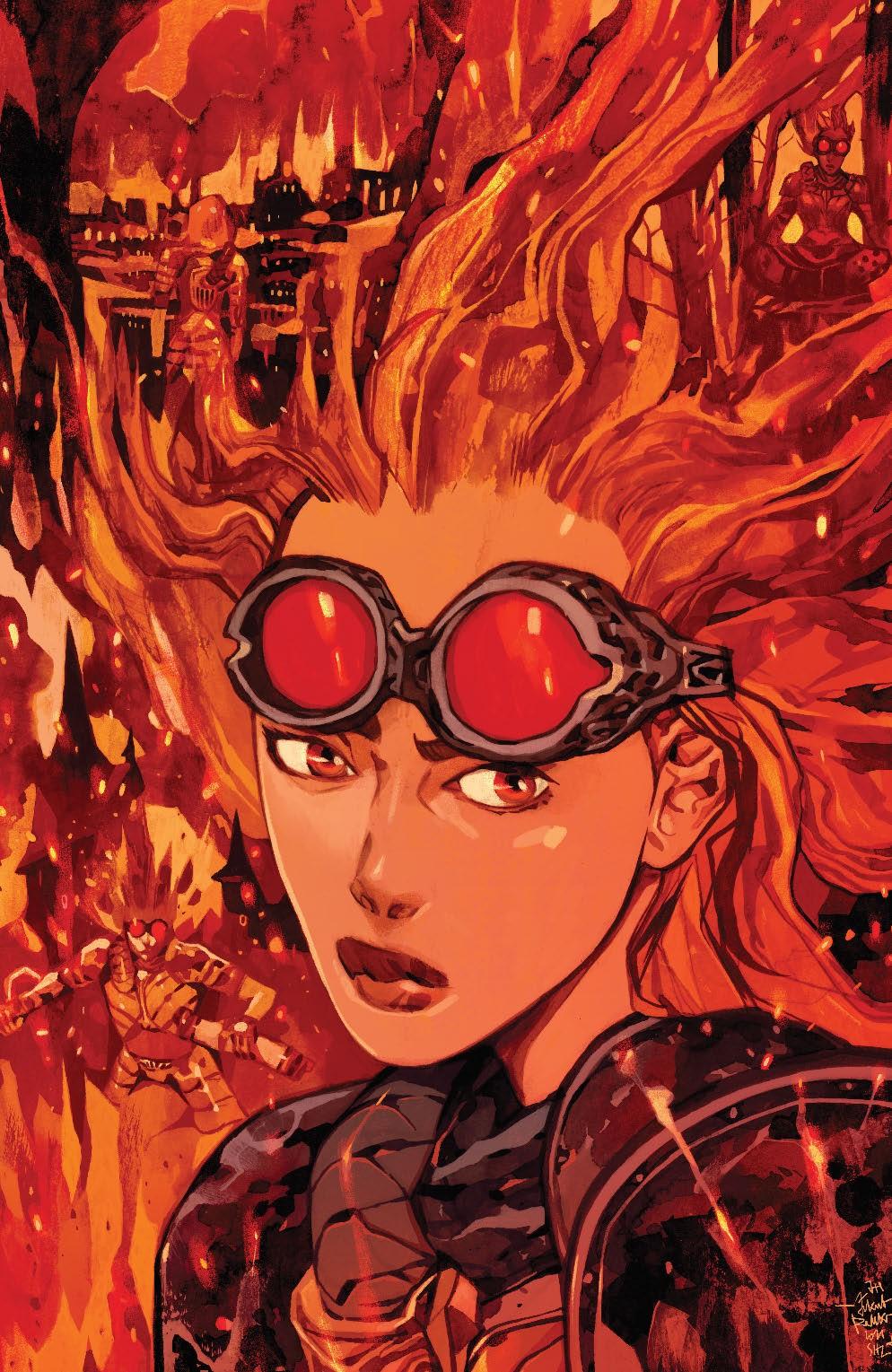 Magic_007_Cover_C3_HiddenSpark ComicList: BOOM! Studios New Releases for 10/06/2021