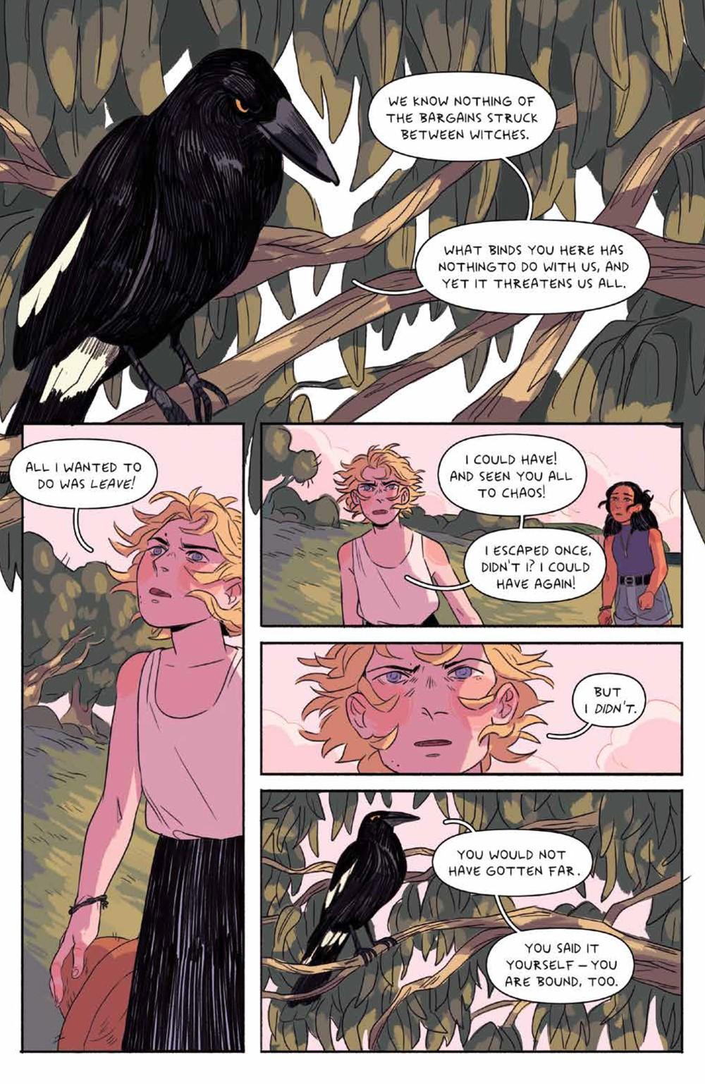Mamo_004_PRESS_4 ComicList Previews: MAMO #4 (OF 5)