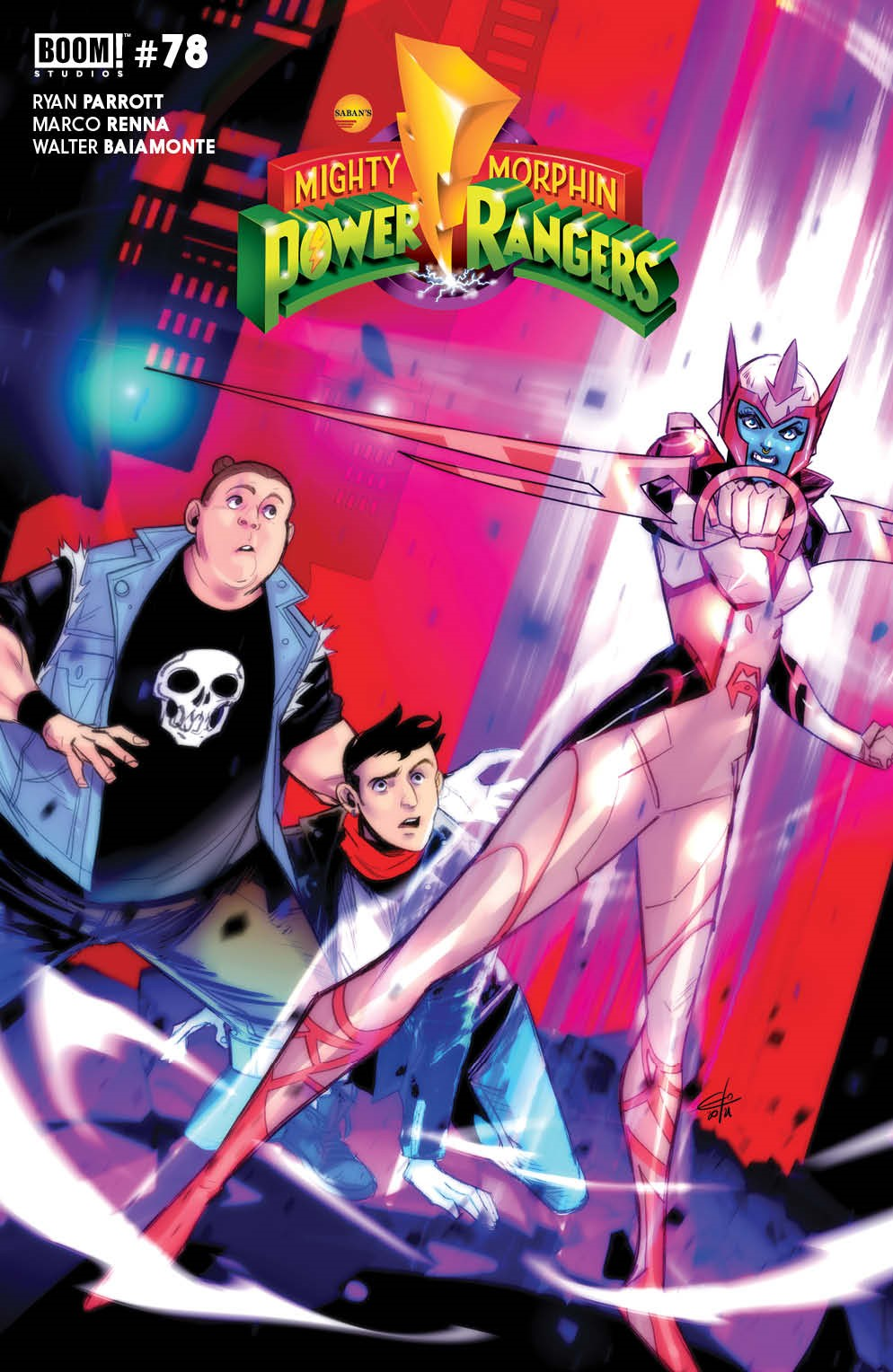 MightyMorphin_012_Cover_B_Legacy_Variant ComicList Previews: MIGHTY MORPHIN #12