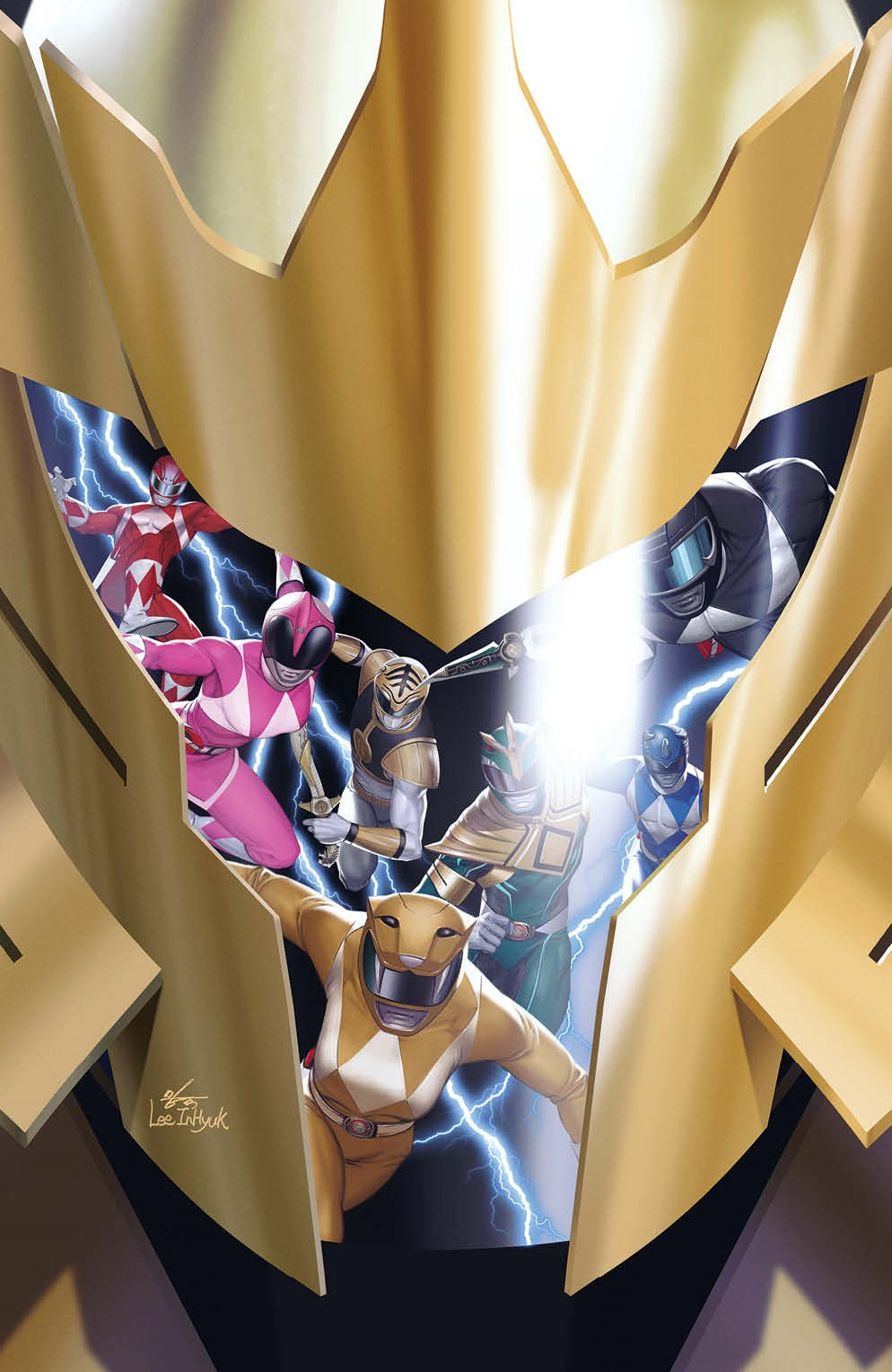 MightyMorphin_012_Cover_C_Variant_Undressed ComicList Previews: MIGHTY MORPHIN #12