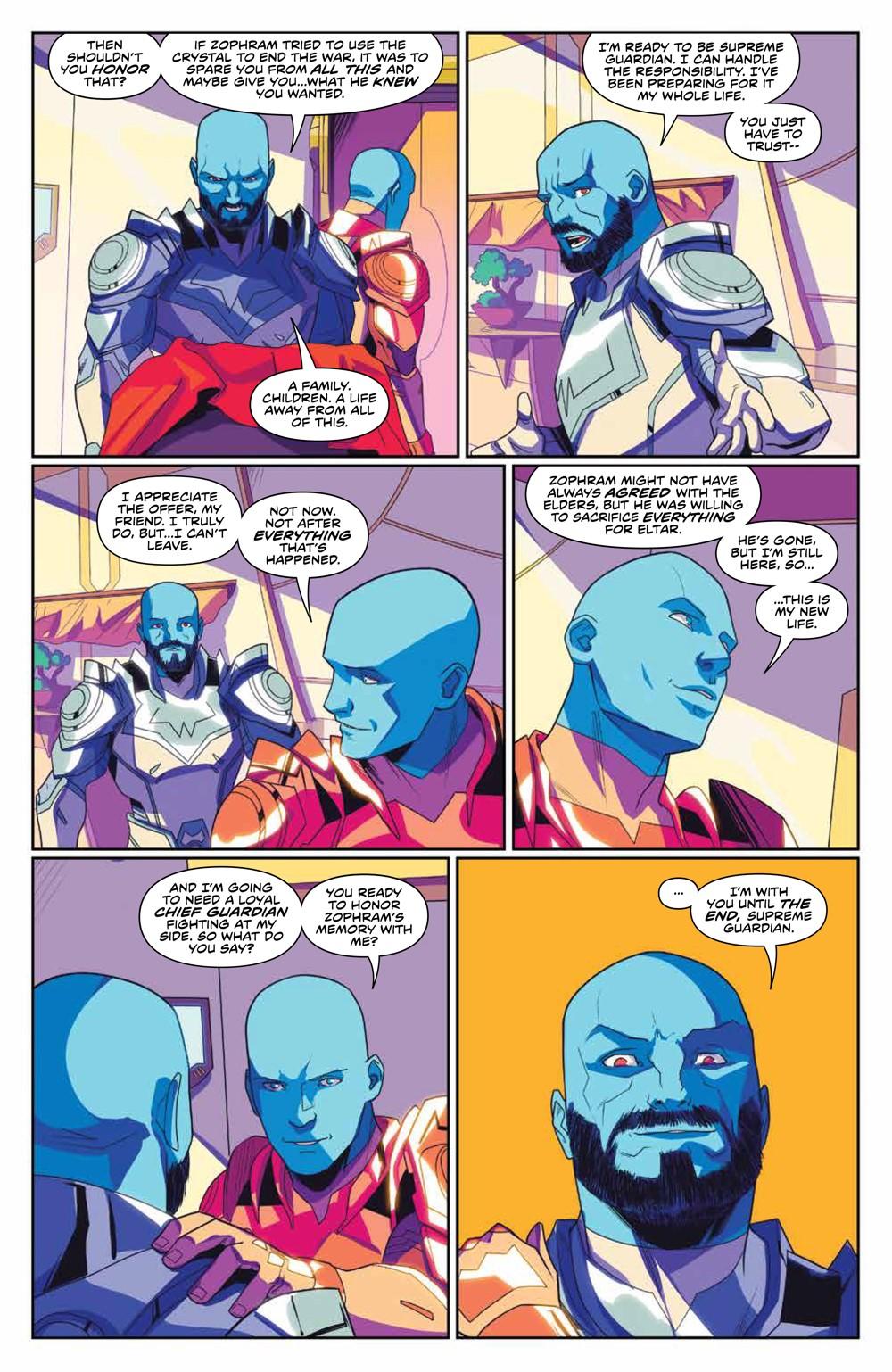MightyMorphin_012_PRESS_5 ComicList Previews: MIGHTY MORPHIN #12