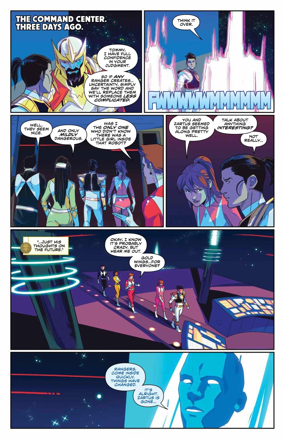 MightyMorphin_012_PRESS_6 ComicList Previews: MIGHTY MORPHIN #12
