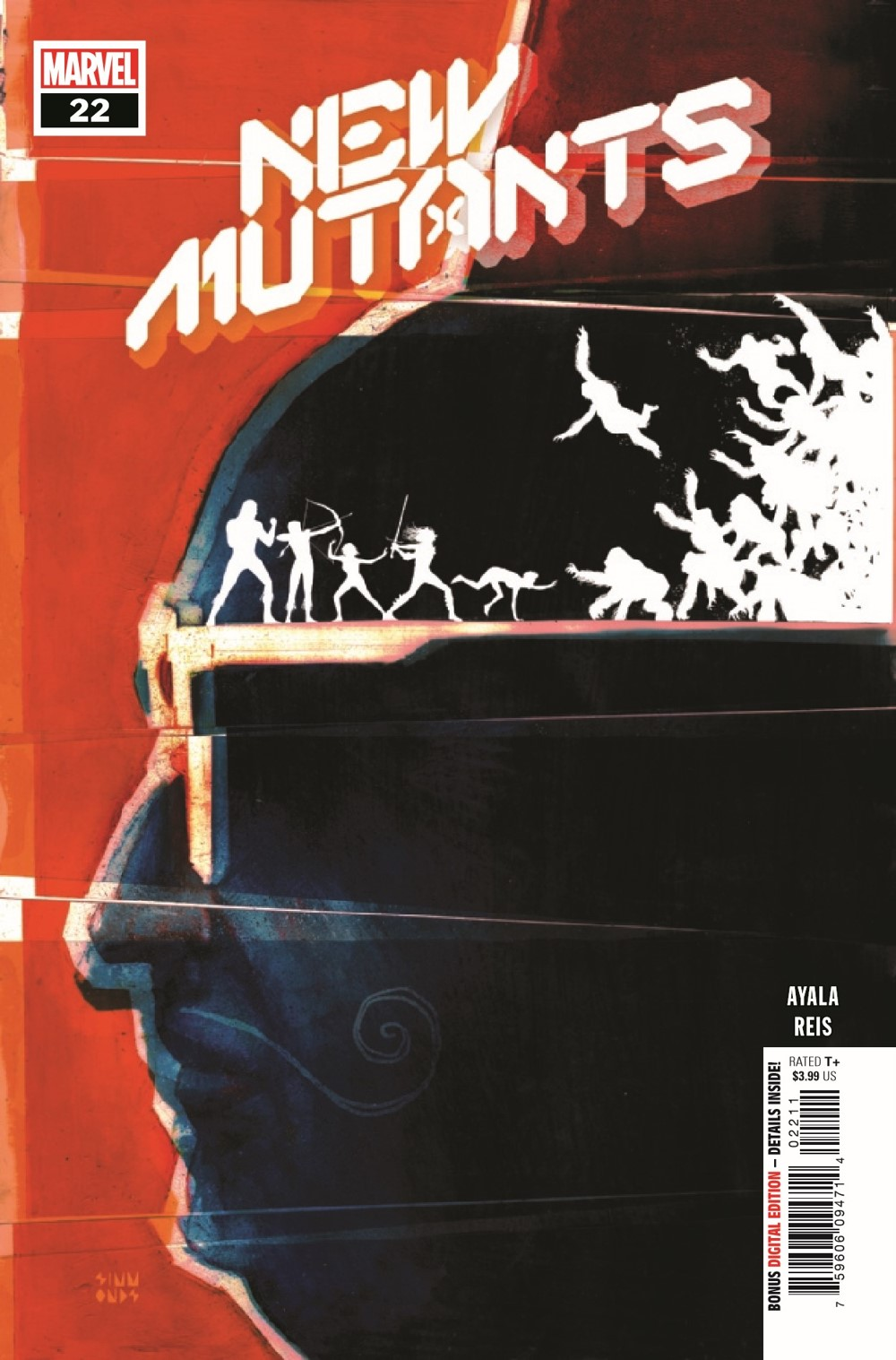 NEWMUT2019022_Preview-1 ComicList Previews: NEW MUTANTS #22
