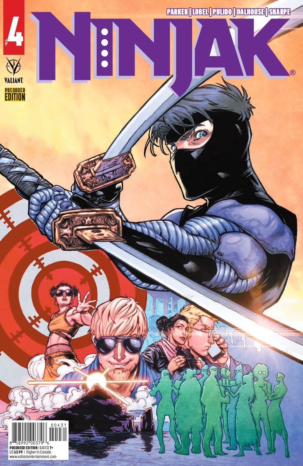 NINJAK_04_PREORDER_COVER ComicList Previews: NINJAK #4
