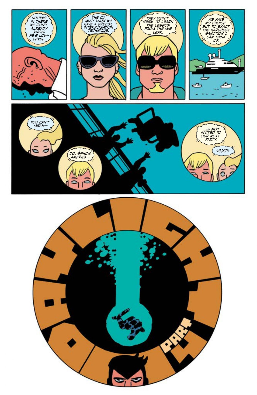 NINJAK_04_PREVIEW_2 ComicList Previews: NINJAK #4
