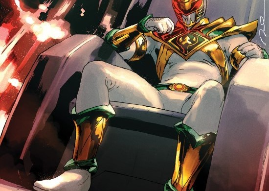 PowerRangers_012_Cover_A_Main_PROMO First Look at POWER RANGERS #12 from BOOM! Studios