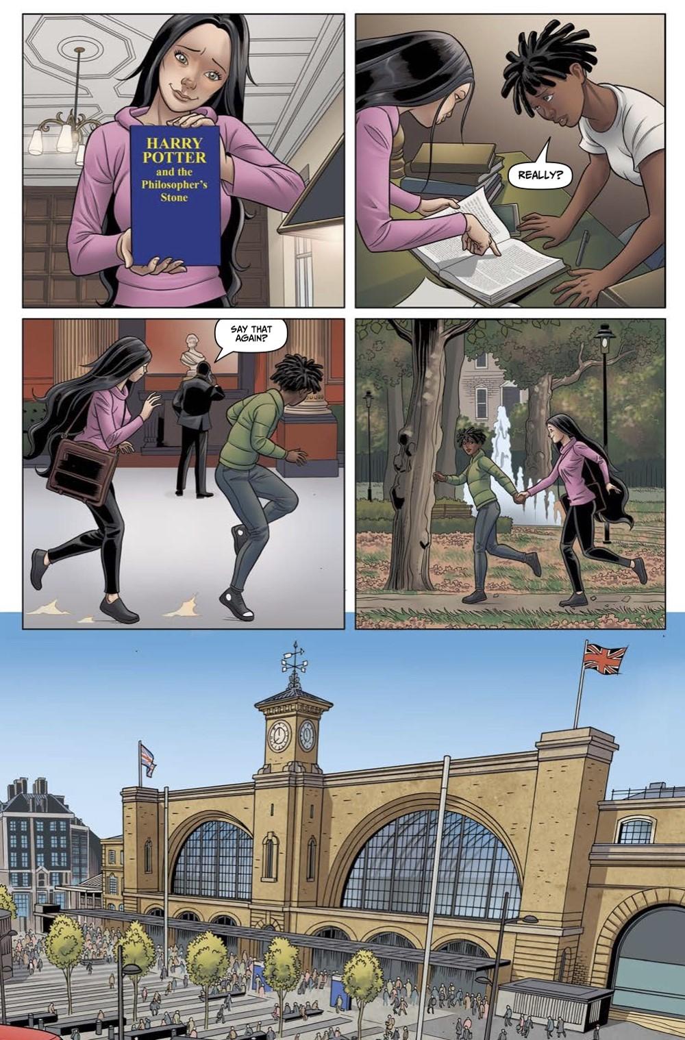 ROL-Monday-Monday-4-Page-3 ComicList Previews: RIVERS OF LONDON MONDAY MONDAY #4