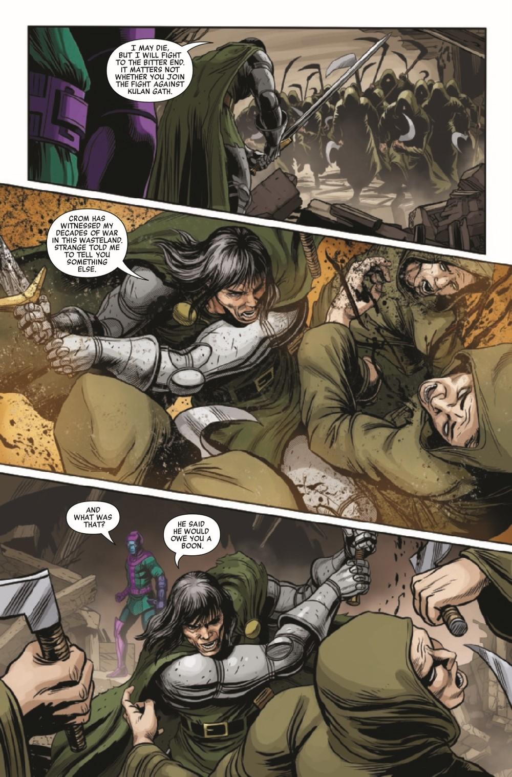 SAVAVEN2019025_Preview-4 ComicList Previews: SAVAGE AVENGERS #25