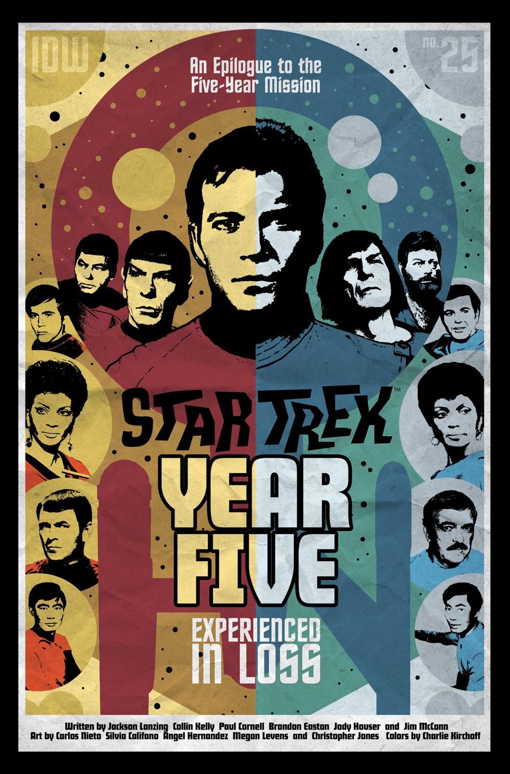 ST_YearFive25-coverRI ComicList Previews: STAR TREK YEAR FIVE #25