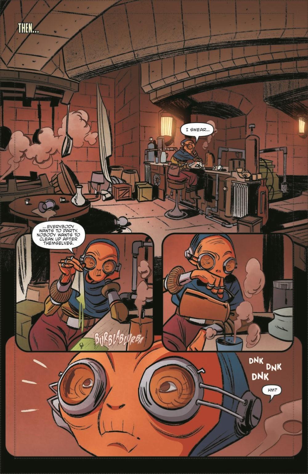 SWAHRA09-pr-4 ComicList Previews: STAR WARS THE HIGH REPUBLIC ADVENTURES #9