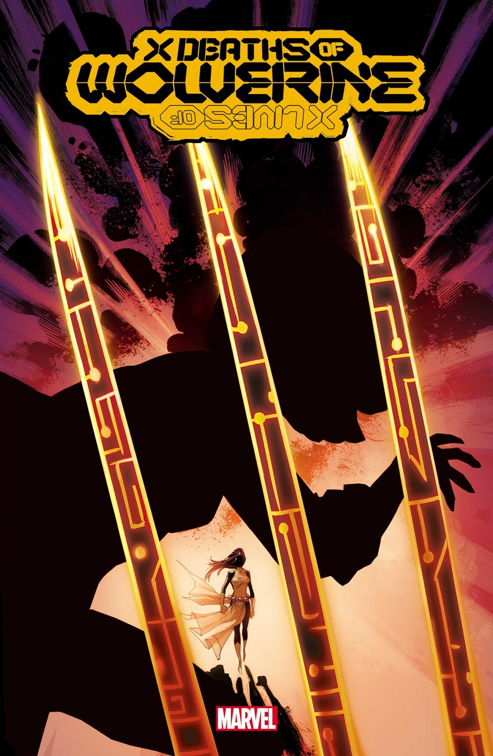 XDEATHSWOLV2021002 Explore the X LIVES and X DEATHS of Wolverine this January