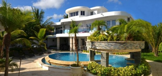 sosua bachelor party villa with six bedrooms