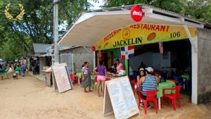 Jackelin restaurant in Sosua