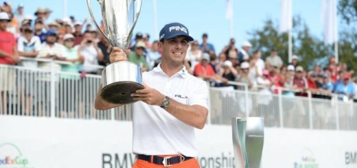 Billy Horschel wins the BMW Championship, image: progolfnow.com