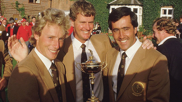 The Belfry, 1985 Ryder Cup, image: skysports.com
