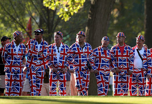 British Golf Fans, image: tumblr.com