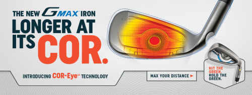 PING GMax Irons, Longer At Its COR