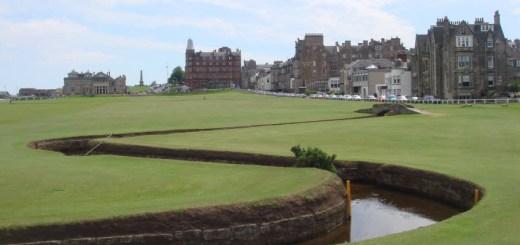 St. Andrews Golf Course, image: giantbomb.com