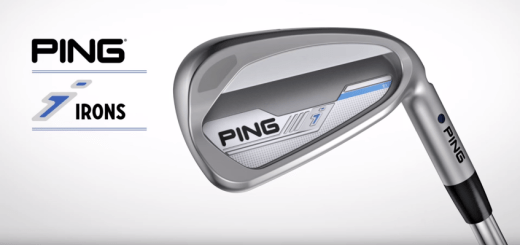 All New PING i Series Irons
