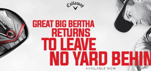 Callaway Golf Launches the All-New Great Big Bertha Line